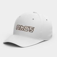 MDFK 休閒棒球帽 黑灰白黃紅粉 隨機贈送胸章