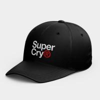 SuperCry 極度靠北  休閒棒球帽