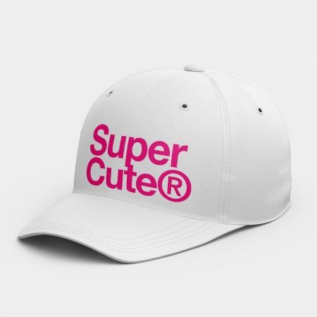 [OTAKU] SuperCute 極度可愛  休閒棒球帽