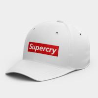 SuperCry 極度靠北  休閒棒球帽 黑灰白黃紅粉 隨機贈送胸章