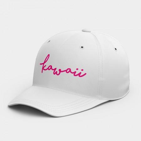 [PUPU] Kawaiii  客製化簽名韓風鴨舌帽