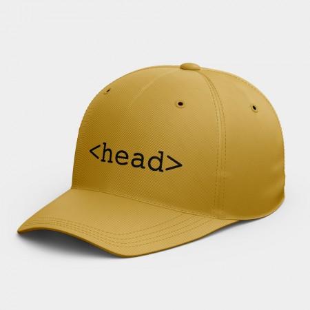 [CTRL+Z] Head 休閒棒球帽