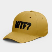 [OtaKuso] WTF? 可客製化文字韓風鴨舌帽