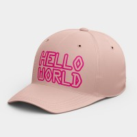[CTRL+Z] HELLO WORLD  韓風鴨舌帽