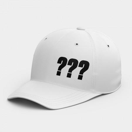 [OTAKU] 黑人問號  韓風鴨舌帽
