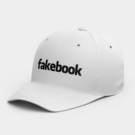 Fakebook  韓風鴨舌帽