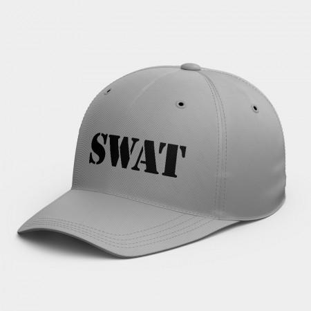 SWAT 反恐特警組客製化韓風鴨舌帽
