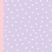 甜甜心(紫)手機翻蓋保護皮套 薰衣草紫粉色小愛心超夢幻推薦,超過200種機型全面防護!