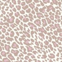 粉色豹紋手機翻蓋保護皮套