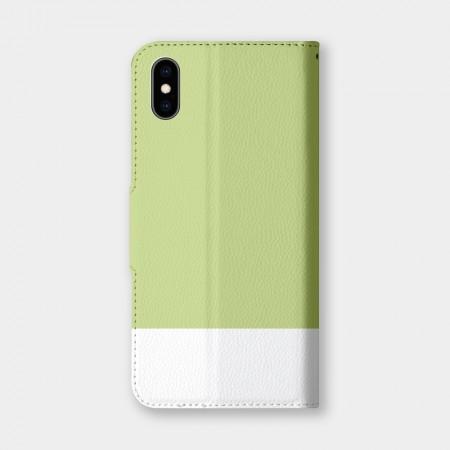 [PUPU] 色票(草綠)手機翻蓋保護皮套