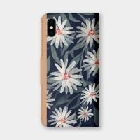 灰色花園手機翻蓋保護皮套 浪漫又時尚,超過200種機型全面防護!