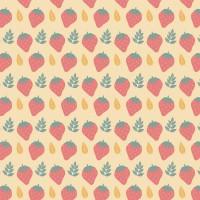 粉嫩草莓手機翻蓋保護皮套 草莓季來襲,快換上可愛草莓點綴的手機配件!