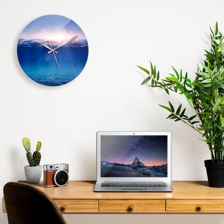 [PUPU] 創意掛鐘:海洋