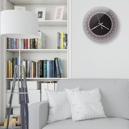 [PUPU] 創意掛鐘:蕾絲
