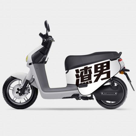 超跑渣男Gogoro PGO 宏佳騰 台灣製防刮車套