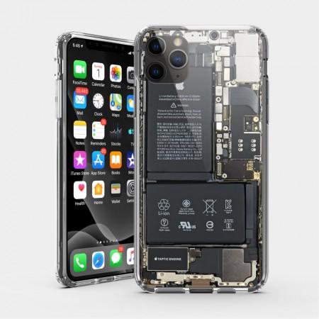 透視 iPhone 耐衝擊防摔保護殼