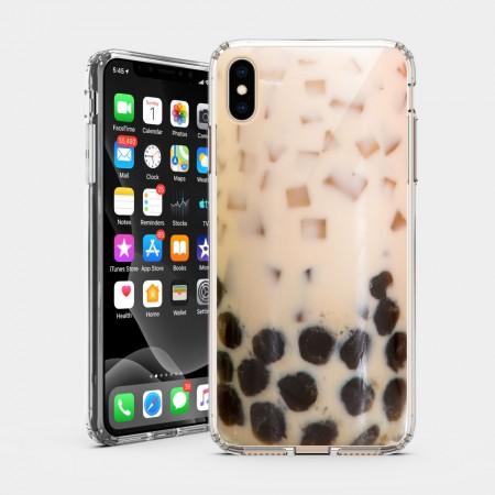 珍珠奶茶 iPhone 耐衝擊防摔保護殼