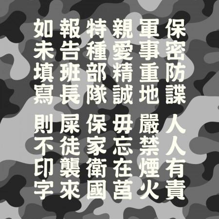 軍事風 iPhone 耐衝擊防摔保護殼