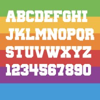 LOVE彩虹 iPhone 耐衝擊保護殼 可客製化文字!贈送胸章或蝴蝶結緞帶
