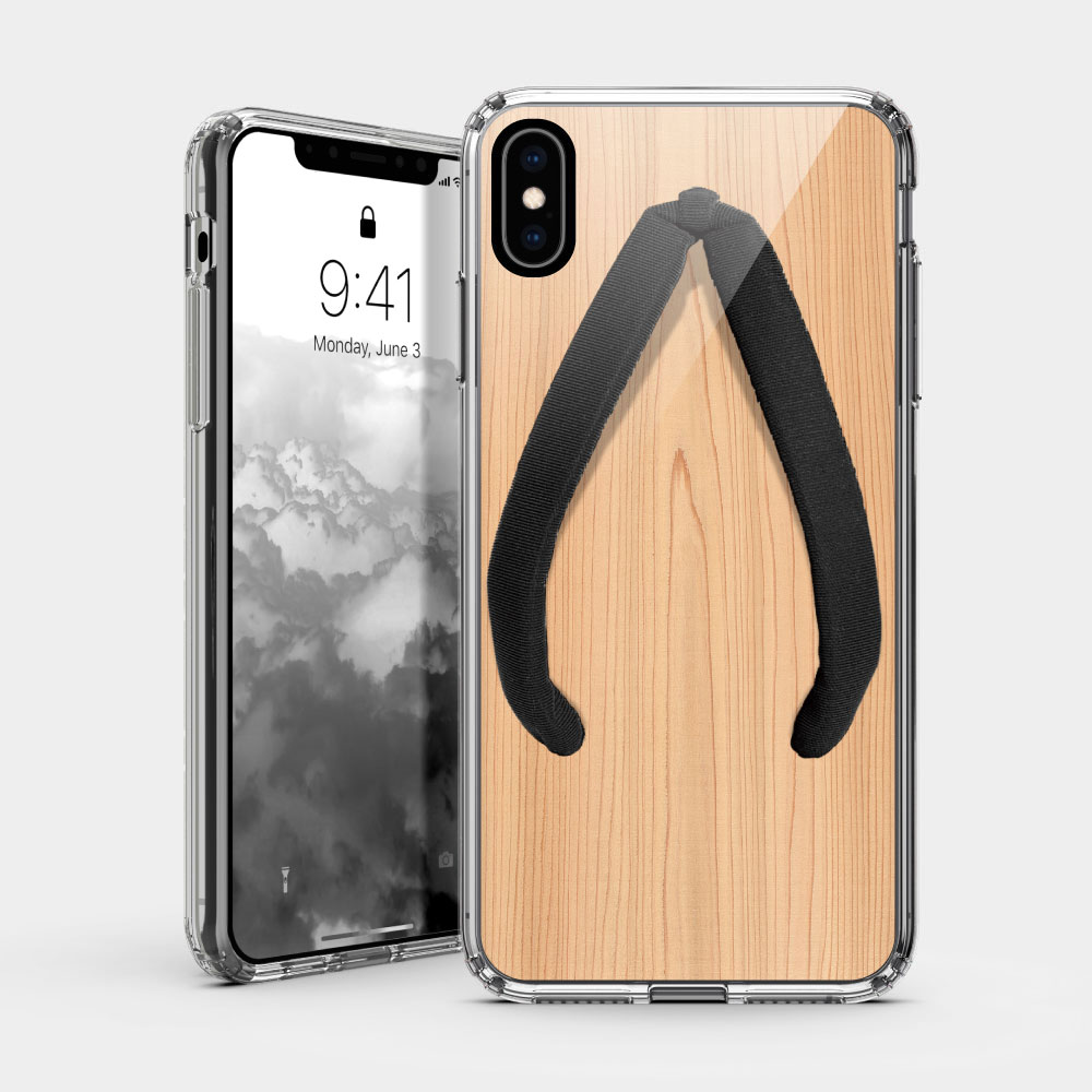 木屐 iPhone 耐衝擊防摔保護殼