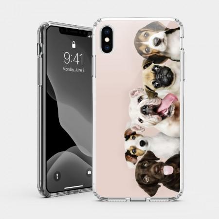 狗狗家族 iPhone 耐衝擊防摔保護殼