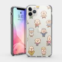 [PUPU] 歐吉桑 iPhone 耐衝擊保護殼
