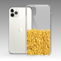泡麵 iPhone 耐衝擊防摔保護殼 贈送胸章或蝴蝶結緞帶
