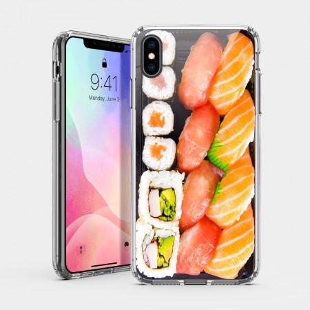 壽司 iPhone 耐衝擊防摔保護殼