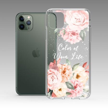 浪漫繁花 iPhone 耐衝擊防摔保護殼