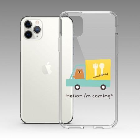 [PUPU] 熊熊宅急便 iPhone 耐衝擊保護殼