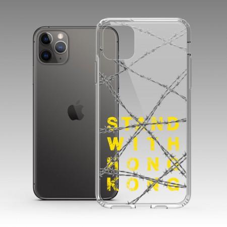 香港加油 iPhone 耐衝擊防摔保護殼