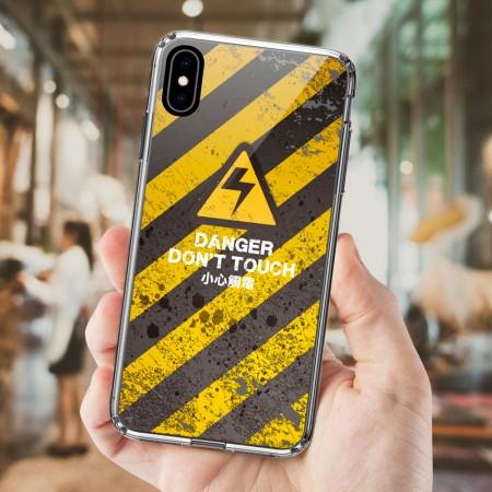 小心觸電 iPhone 耐衝擊保護殼