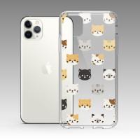 [PUPU] 貓貓頭 iPhone 耐衝擊保護殼