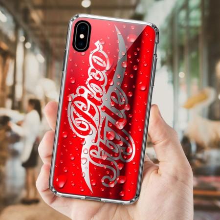 可樂 iPhone 耐衝擊防摔保護殼