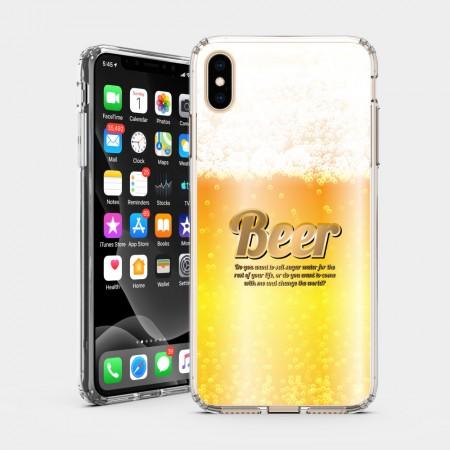 啤酒 iPhone 耐衝擊防摔保護殼