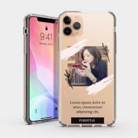 大理石 iPhone 全系列保護殼 客製化2合1耐衝擊防摔
