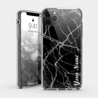 大理石 iPhone 保護殼 全新進化!2合1耐衝擊防摔