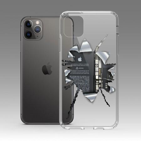 破裂 iPhone 耐衝擊防摔保護殼