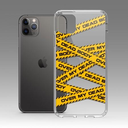 踏過我的屍體 iPhone 耐衝擊防摔保護殼