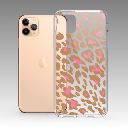 豹紋 iPhone 耐衝擊防摔保護殼