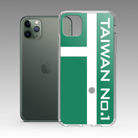 TAIWAN 台灣羽球金牌紀念款 iPhone 耐衝擊保護殼
