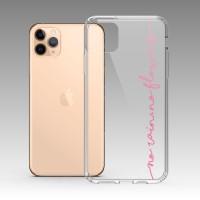 溫暖金句 iPhone 耐衝擊防摔保護殼 贈送胸章或蝴蝶結緞帶