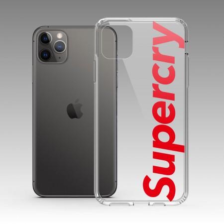 [OTAKU] SuperCry 極度靠北 iPhone 耐衝擊保護殼