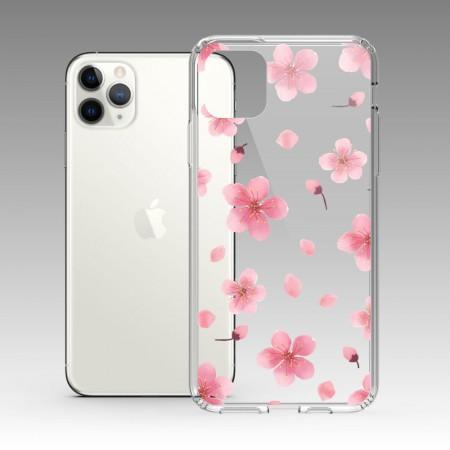 大朵櫻花 iPhone 耐衝擊防摔保護殼