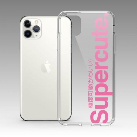 [OTAKU] SuperCute 極度可愛 iPhone 耐衝擊保護殼
