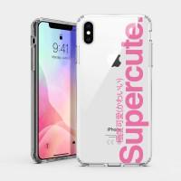 桃粉櫻花 iPhone 耐衝擊防摔保護殼