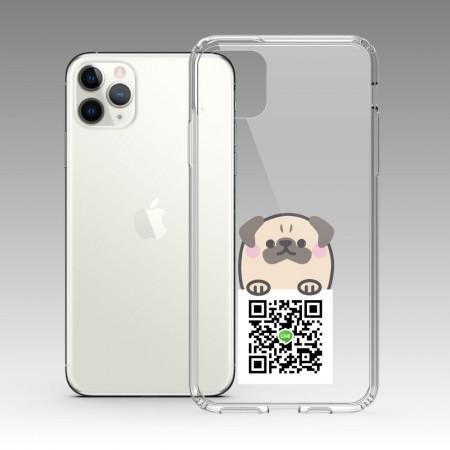 [PUPU] 杏色趴趴狗 iPhone 耐衝擊保護殼