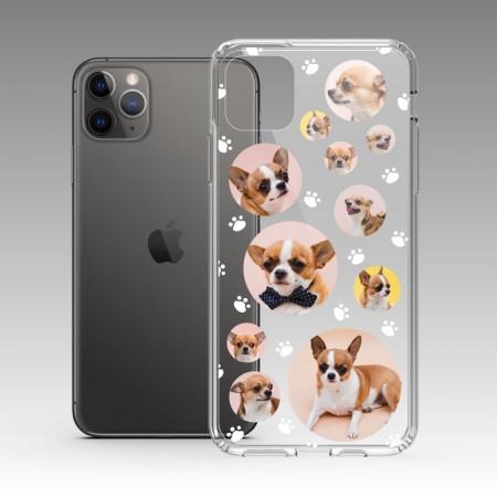 萌寵的各種姿勢客製化 iPhone 耐衝擊防摔保護殼