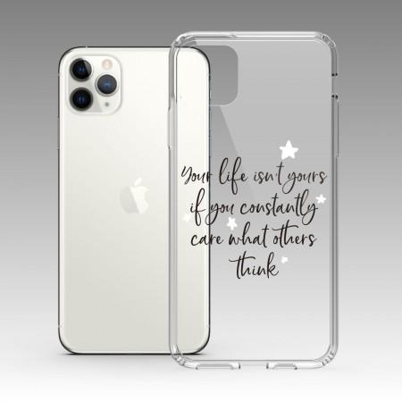 [PUPU] 暖心金句 iPhone 耐衝擊保護殼