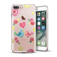 iPhone 5/6/7/Plus 原創保護殼:鳥